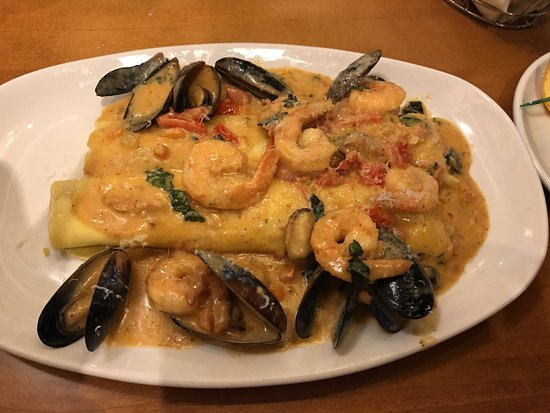 Foxboro, Массачусетс: seafood