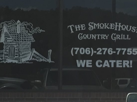 East Ellijay, GA: SmokeHouse Country Grill