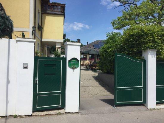 Perchtoldsdorf, Austria: Entrada