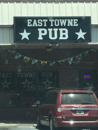 Ellijay, Gürcistan: East Towne Pub