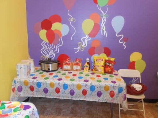 Pearl, MS: Birthdays are a blast at The Bounce Palace