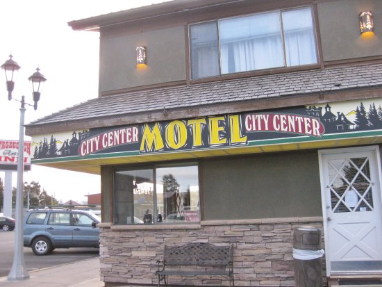 West Yellowstone's City Center Motel รูปภาพ