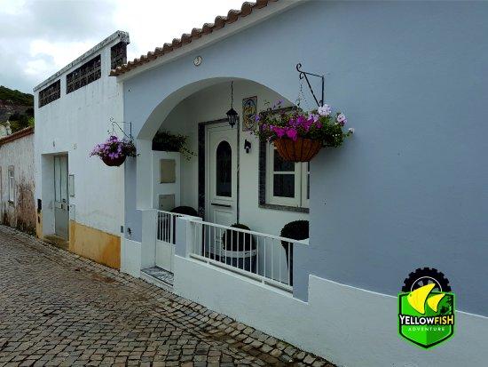 Alte, Portugal: Typical Algarve House!