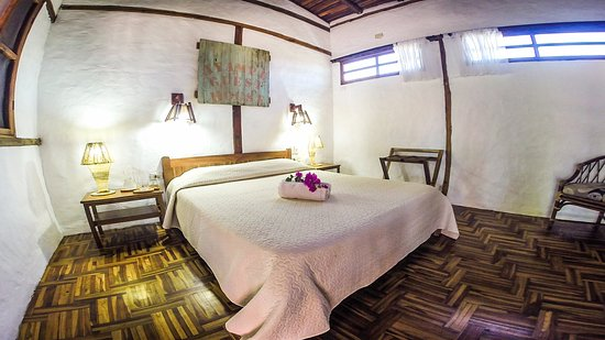 Ayampe Guest House Room #3