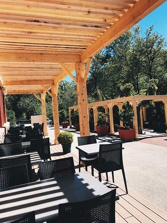 Pegomas, France: Nouveau lounge