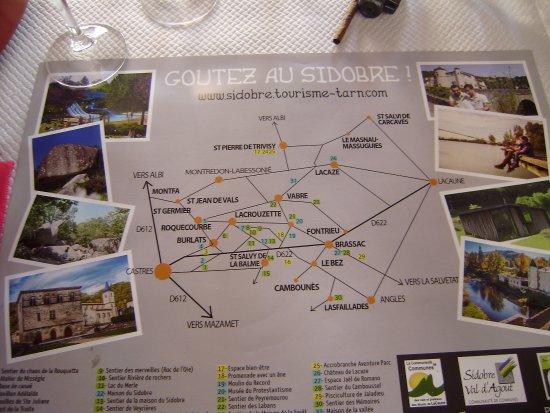 Lacrouzette, Франция: Relais de Sidobre