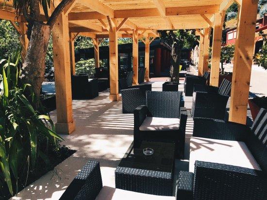 Pegomas, Frankrike: Nouveau lounge