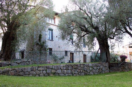 Bosco, İtalya: Casa San Leonardo, vista dall'esterno