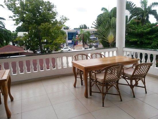 Bosphorus Accra: Restaurant (upper Floors)
