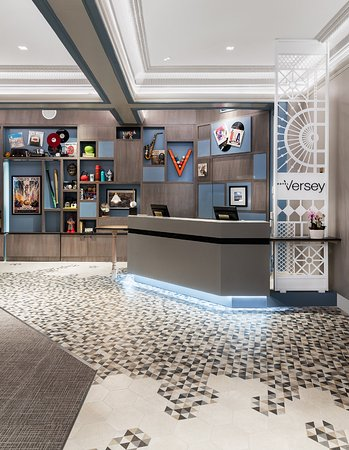 Hotel Versey - Days Inn Chicago-bild