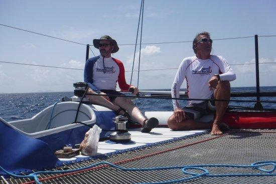 bahía de Simpson, St. Maarten: Arawak, Bluebird Tours