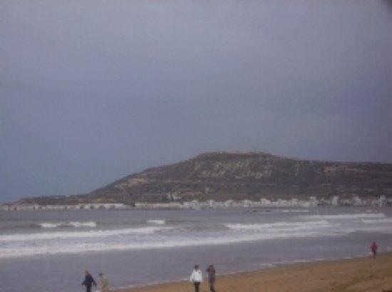 Agadir Beach Photo