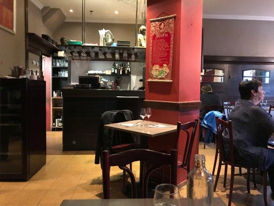 Watermael-Boitsfort, Belçika: Inside view