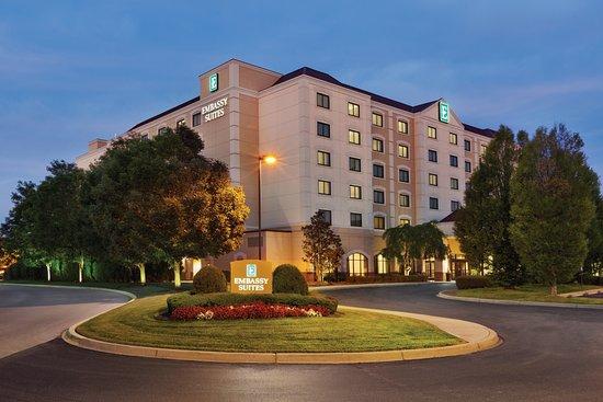 エンバシー スイーツ ホテル ルイビル