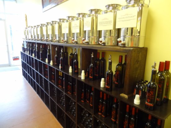 Cabot, AR: 26 Flavors of balsamic vinegar and 18 flavors of Olive Oil to taste