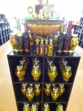 Cabot, AR: We love Olives!!!