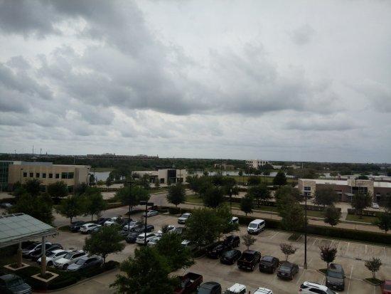 Sugar Land, TX: From 5th floor window