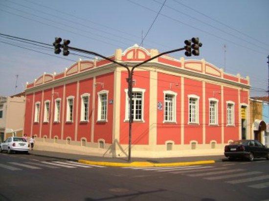 Sertãozinho, SP: Foto externa da Biblioteca
