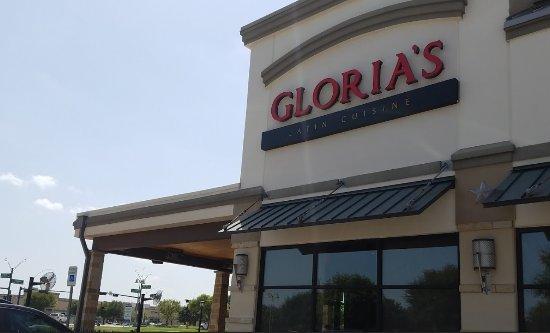 Frisco, TX: Front of Gloria's