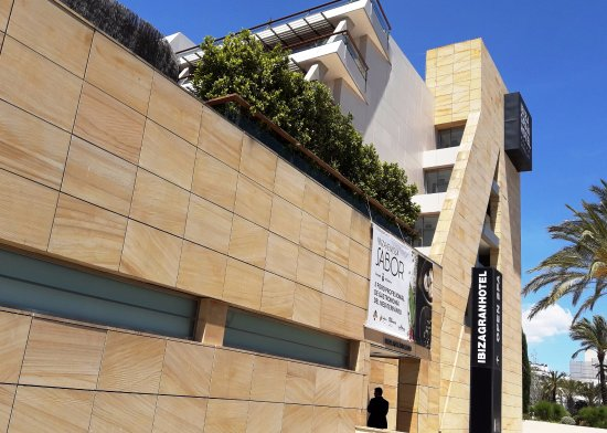 Ibiza Gran Hotel: Hotel