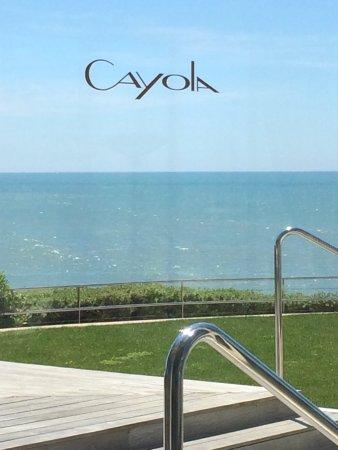 Restaurant Baie de Cayola : photo1.jpg