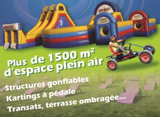 Quetigny, France: L'espace extérieur