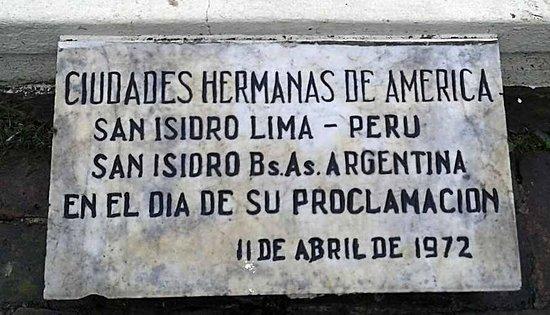 Catedral de San Isidro: Cidade cheia de histórias