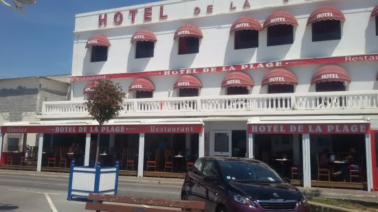 Entrecote Frite Ratatouille Picture Of Hotel De La Plage Le Grau Du Roi Tripadvisor