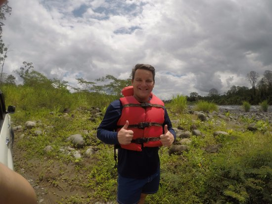 San Pedro, Costa Rica: alles geschafft