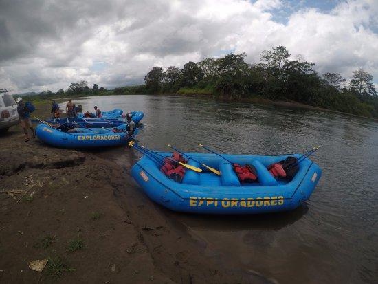 San Pedro, Costa Rica: Tourende