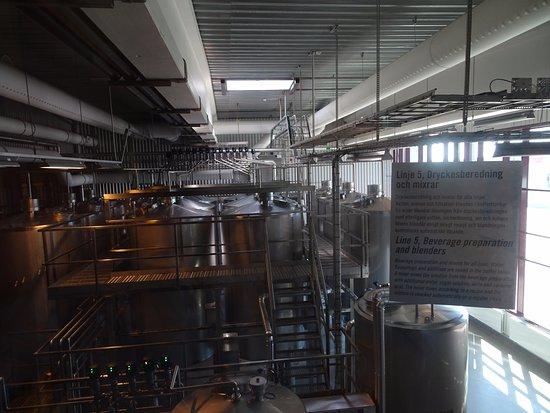 Vimmerby, Swedia: Läsk och ciderproduktion