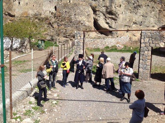Dolina Narzanov Resort: Экскурсия в три ущелья