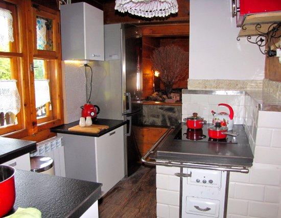 Murzasichle, Polen: kuchnia