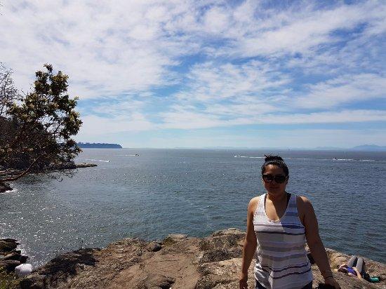 West Vancouver, Канада: Juniper Loop/Juniper Trail