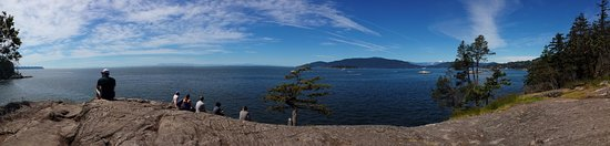 West Vancouver, Канада: Shore Point Trail