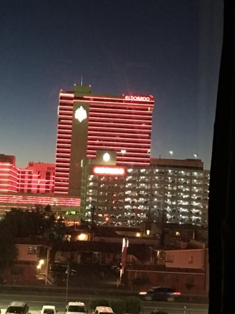 Sands regency hotel and casino reviews
