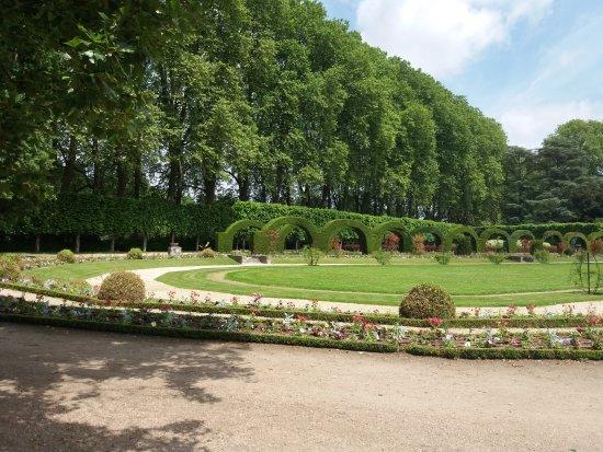 Jardin Visiter Photo De Jardin Des Pr S Fichaux