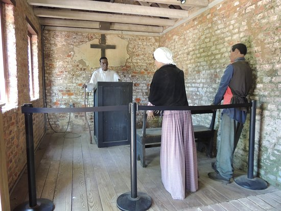 Mount Pleasant, Carolina del Sur: slave quarters