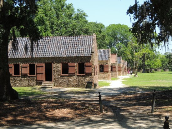 Mount Pleasant, Carolina del Sur: slave houses