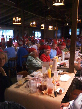 The Red Roost: Group fun!