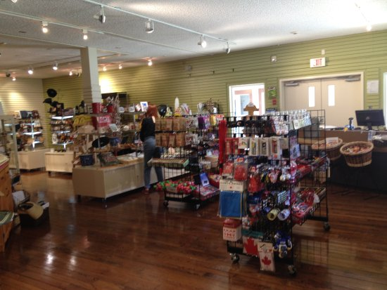 Sherwood Park, Canada: Gift shop