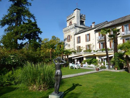 romantik hotel castello seeschloss ascona suisse voir les tarifs et 8 avis. Black Bedroom Furniture Sets. Home Design Ideas