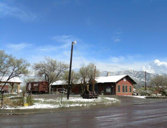 Magdalena, NM: Train Museum