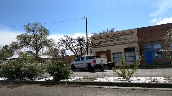 Magdalena, NM: Town Marshal's office