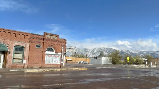 Magdalena, NM: Town Center