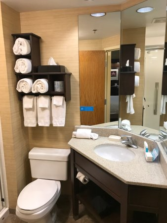 Hampton Inn Janesville: The Bedroom