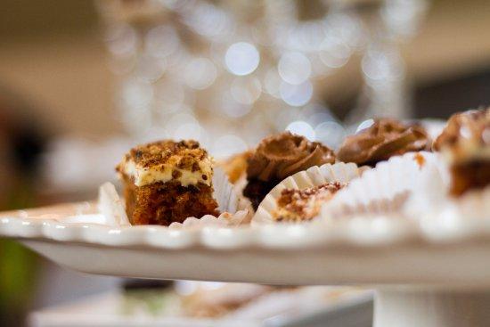 Rockford, MI: Carrot Cake Bites