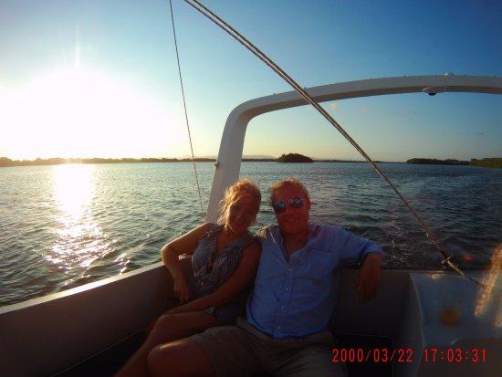 Placencia, Belize: Beautiful evening!