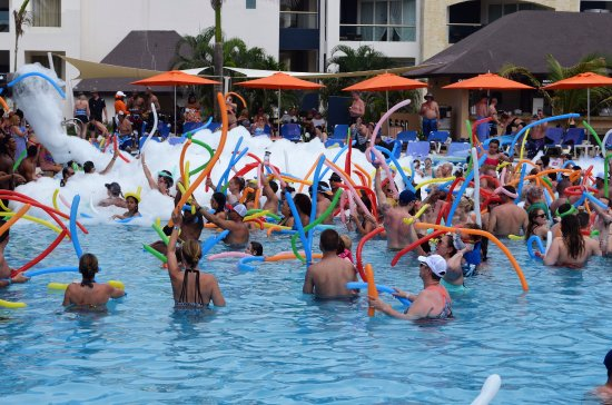 Foam Pool Party Picture Of Hard Rock Casino Punta Cana