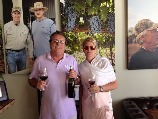 Napa Valley Wine Country Tours: Parrish wines